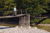 Hiking — Stok fotoğraf