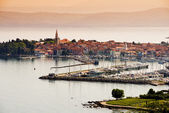 Town Izola, Slovenia — Stock Photo