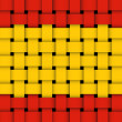 Royalty-Free Stock Vectorafbeeldingen: Spanish flag.