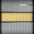 Royalty-Free Stock Vector Image: Metal texture. Vector background