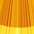 Royalty-Free Stock Vector Image: Magic stars on rays of golden light. Vector
