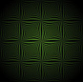 Zielona mozaika tło. ilustracja wektorowa — Wektor stockowy