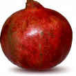 Royalty-Free Stock Vector Image: Ripe pomegranate. Vector