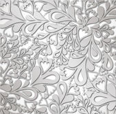 Illustration silver retro vintage. vektor — Stockvektor