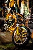Bike exhibition — Stock Photo