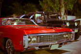 Retro classical car — Stock Photo