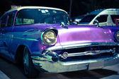 Retro klasik araba — Stok fotoğraf