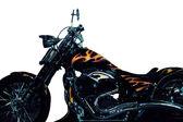 Motorsiklet — Stok fotoğraf
