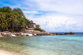 Beautiful Paradise Tropical Island — Stock Photo