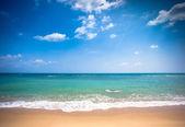 Sand of beach Thailand sea — Stok fotoğraf