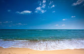 Sand of beach Thailand sea — Stock Photo