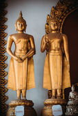 佛像在苏梅岛 — 图库照片