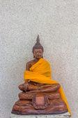 Buddha-statue in samui — Stockfoto