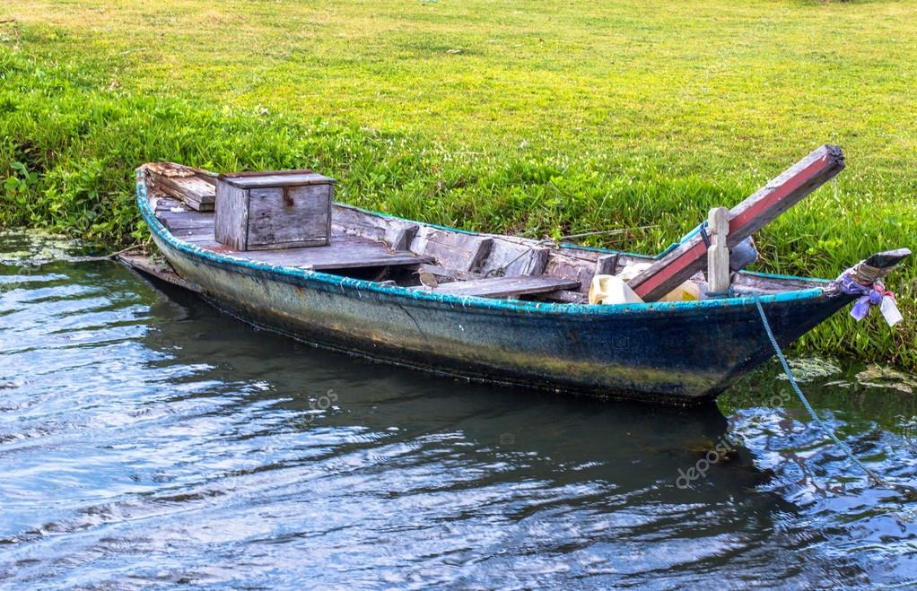 лодка старая фото цена