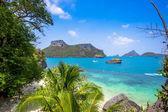 A Beach of Angthong Marine National Park — Stock Photo