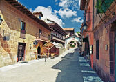 Spain town — Stock Photo