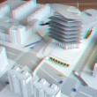 Architectural model — Stock Photo #14020306