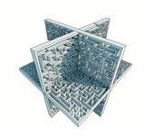 Maze concept — Stock Photo