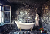 Bathroom — Stockfoto