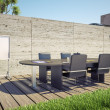 Outdoor office — Stockfoto #15864267