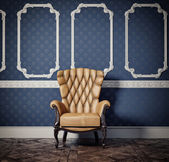 Armchair — Stockfoto