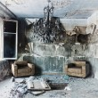 Abandoned  interior — Stock Photo