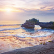 Pura Tanah Lot Temple - Stock Photo