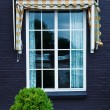 Holland Window — Stock Photo