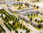 Architectural model — Stock Photo