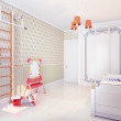 Playroom interior — Stock Photo #34912359