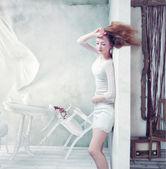Wind of change — Stock Photo