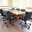 Conference table — Stock Photo #46741851