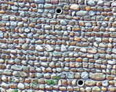 stone wall texture photo — Stock Photo