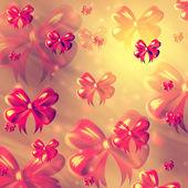 Streszczenie tło z różowy taśmy — Zdjęcie stockowe