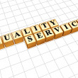 Quality service — Stock Photo #21495153