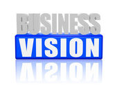 Business vision — Stock Photo