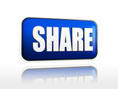 Share — Stock Photo