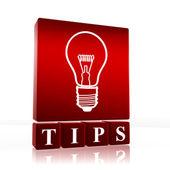 Tips — Stock Photo