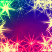 Light stars — Stock Photo