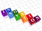 Innovation in colour — Stock Photo