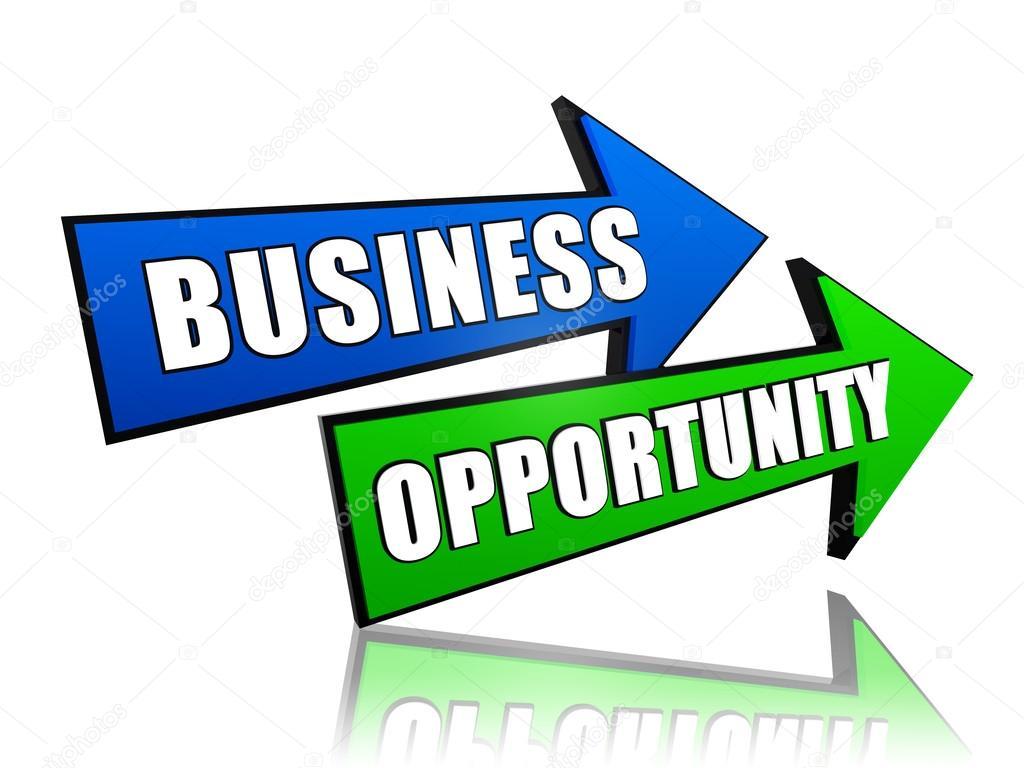 Opportunit di business in frecce foto stock marinini for Concetto aperto di piani coloniali