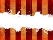 Fondo retro con líneas de color beige y rojas y el espacio de texto — Foto de Stock