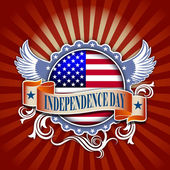 Independence day — Foto de Stock