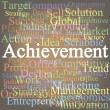 Stock Vector: Achievement