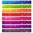 Royalty-Free Stock Vector Image: Web Site Banner Set