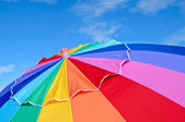 Beach Umbrella — Foto Stock