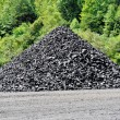 Stockpile of Coal — Stock Photo #23573087
