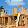 New House Construction — Stock Photo #30518699
