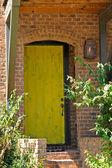 Front Entrance Door — Stock Photo