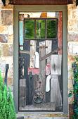 Whimsical Doorway — Stock Photo